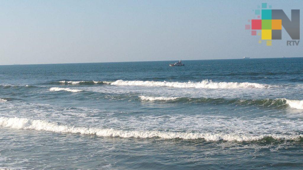 Apareció ahogado joven arrastrado por el mar en Coatzacoalcos