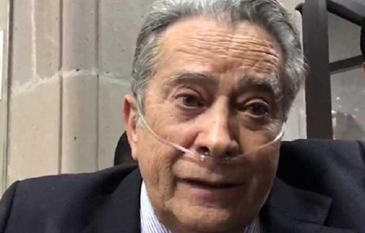 Fallece exgobernador mexiquense Alfredo del Mazo González