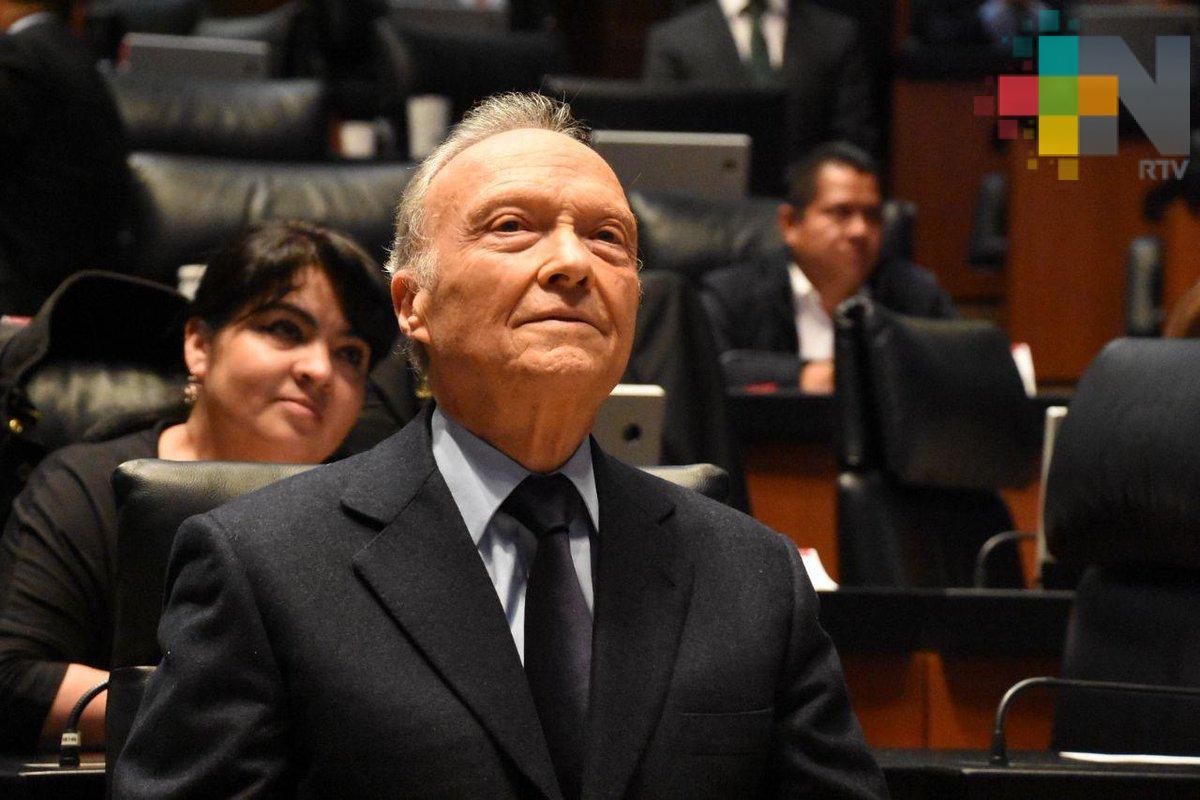 Eligen a Alejandro Gertz Manero como Fiscal General de la República