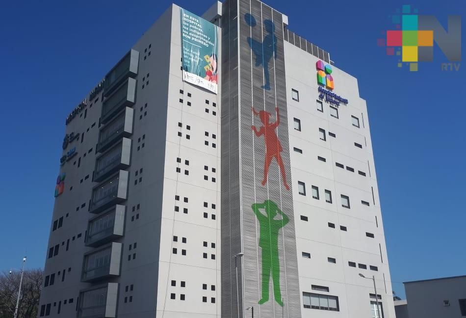 Solicitan 10 donadores de plaquetas para menor internado en Hospital Infantil de Veracruz