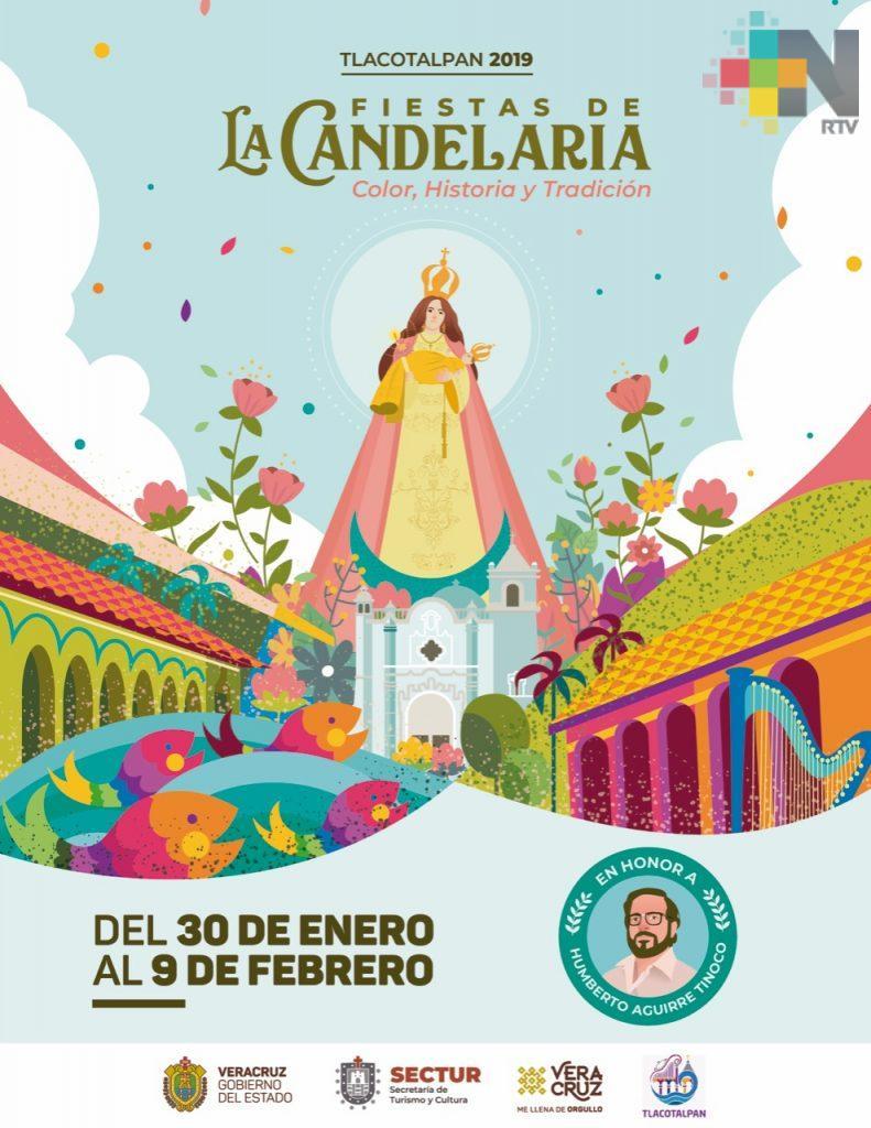Presenta SECTUR programa oficial para fiestas de La Candelaria
