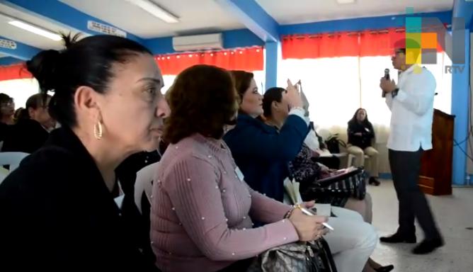 Inician los talleres y consejos de las Jornadas de Capacitación Social y Contraloría Ciudadana, en Tantoyuca