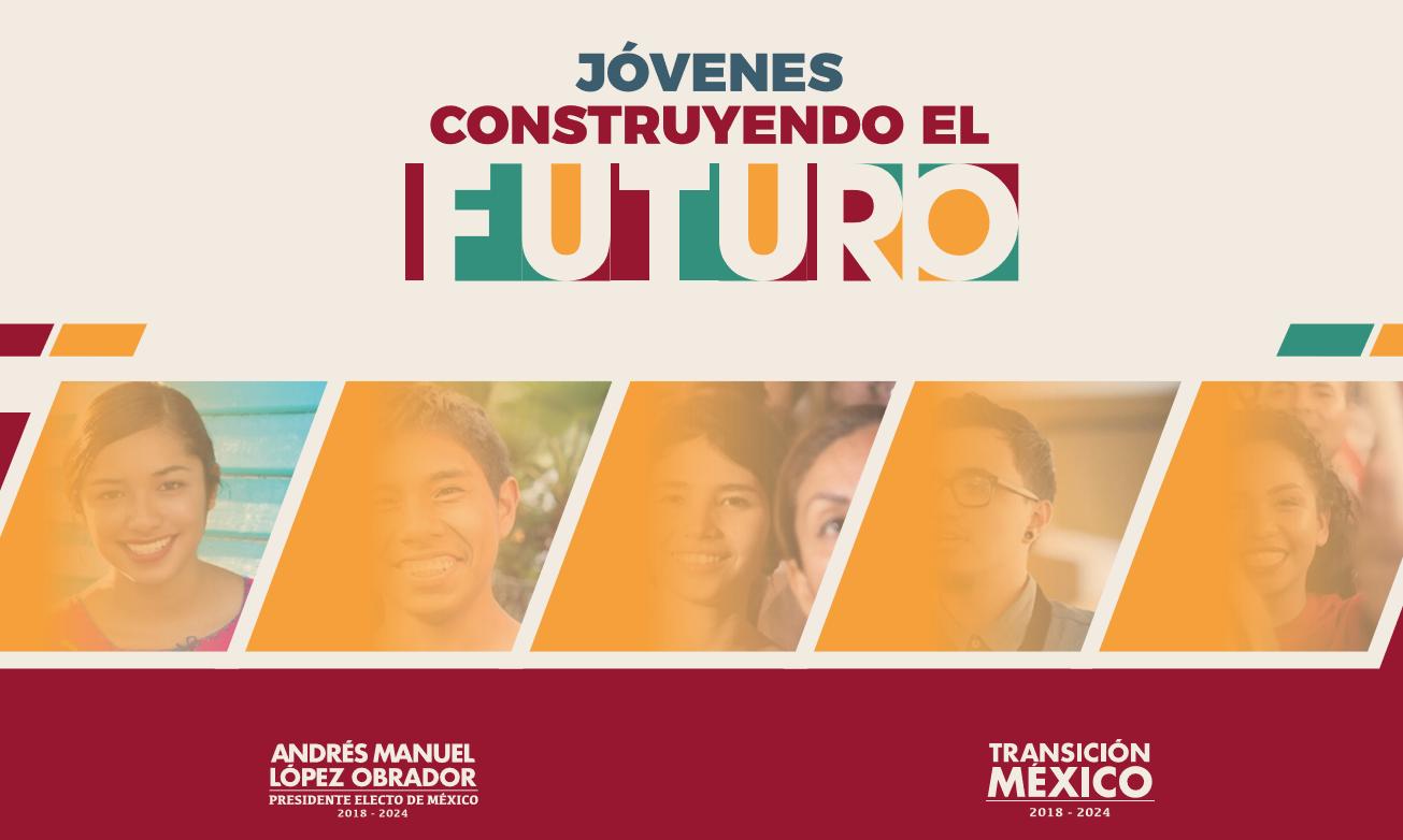 """""""Jóvenes Construyendo el Futuro"""" beneficiará a 160 mil veracruzanos"""