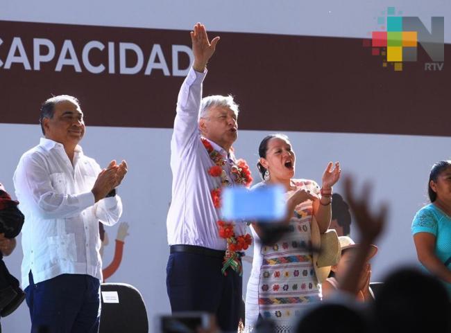 Necesito apoyo de Fuerzas Armadas para seguridad, señala López Obrador