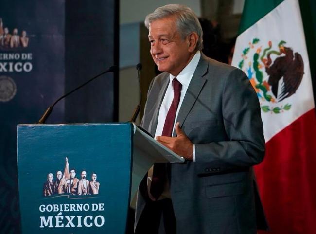 López Obrador pide apoyo de ciudadanos para crear Guardia Nacional