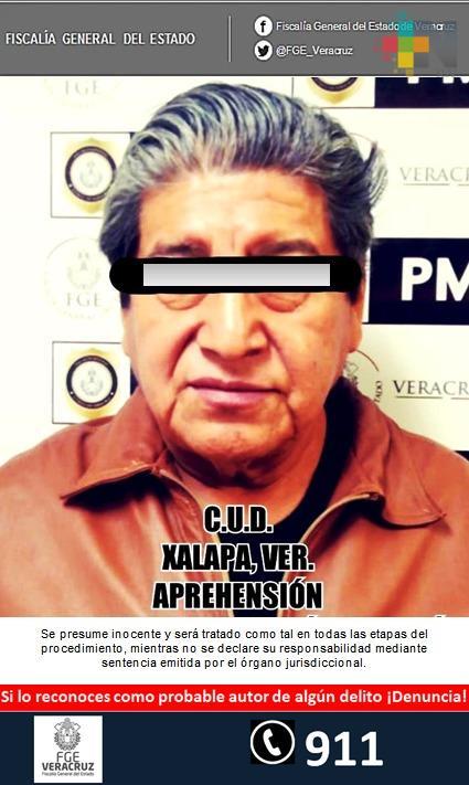 """Exdiputado Manuel Francisco """"N"""" fue detenido en operativo conjunto con Interpol-México y FBI"""