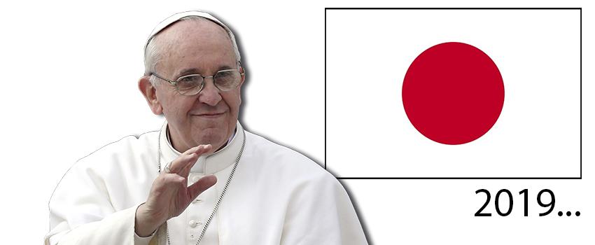 Papa Francisco anuncia viaje a Japón en noviembre