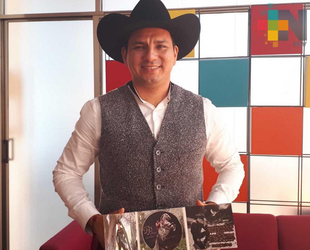 """Pepe Arcos """"El Palomo"""", promociona su primer disco titulado """"Dame una oportunidad"""""""