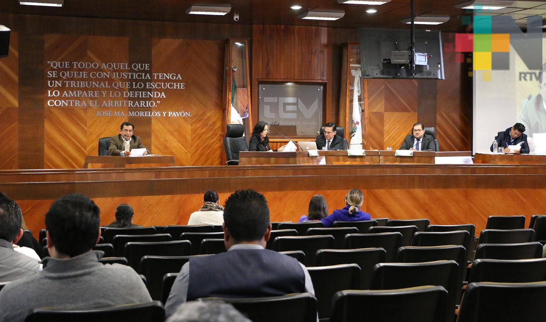 Tribunal Electoral de Veracruz reconoce derecho de remuneración a los Agentes Municipales