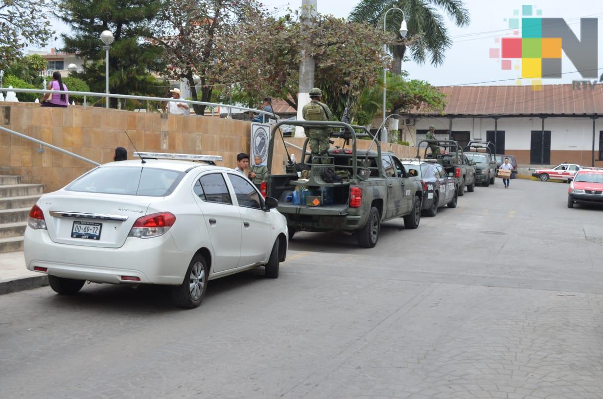 A la baja índices de seguridad en Tantoyuca