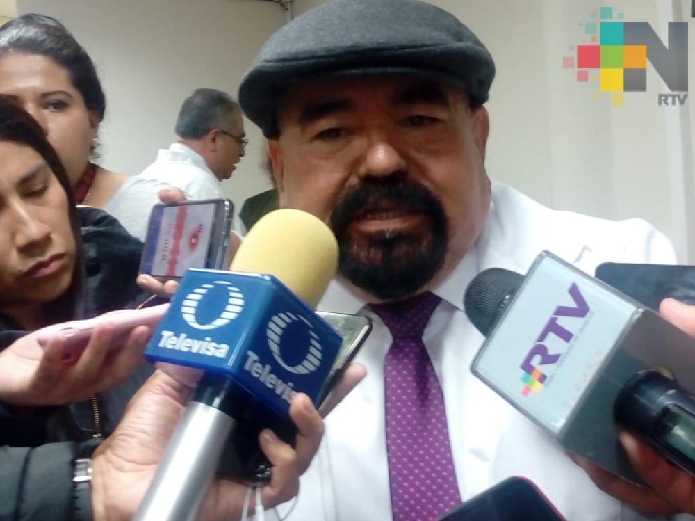 La Secretaría de Salud basificará a trabajadores con productividad: Roberto Ramos Alor