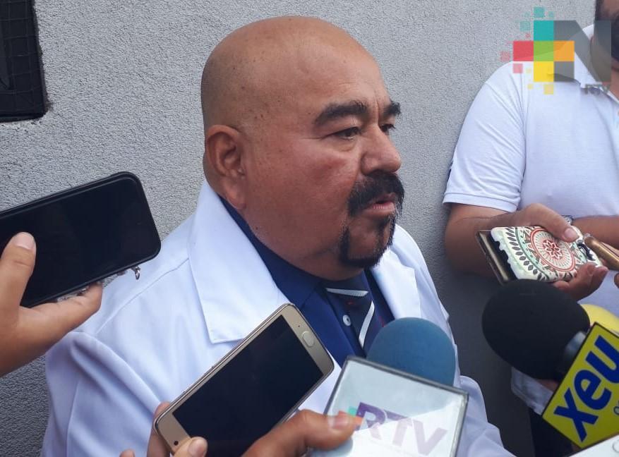 En el sur de Veracruz conforman brigadas de salud para atender a migrantes