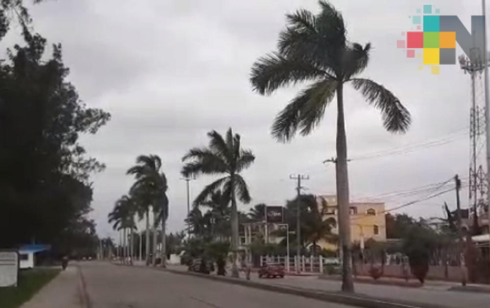 Hoy se espera Surada, mañana jueves entra Frente Frío 36 al estado de Veracruz
