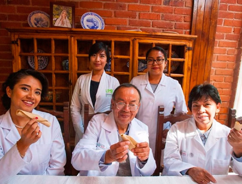 Combatirá IPN obesidad y ayudará al control de la diabetes con tortillas de cebada