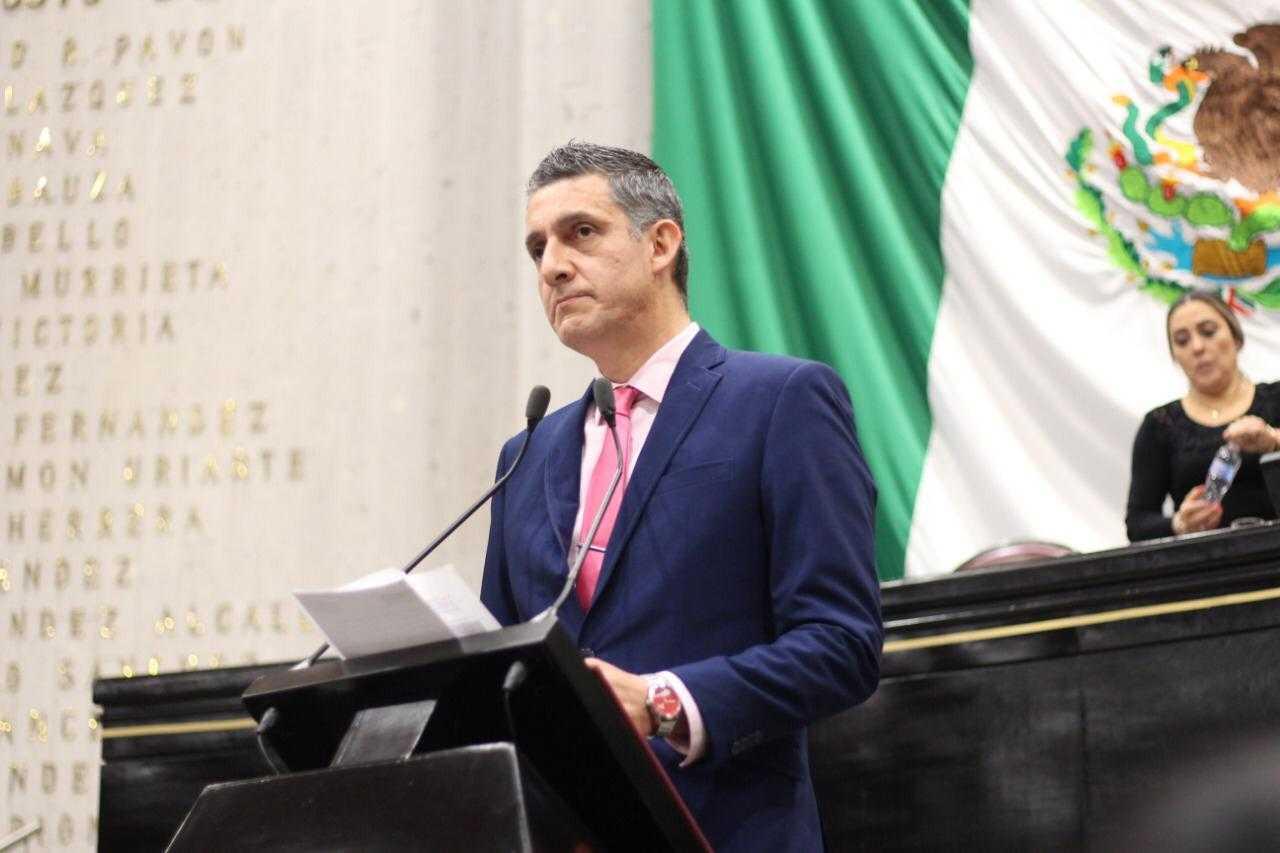 Sin descartar la posibilidad de replantear la reciente reforma electoral: diputado Víctor Vargas Barrientos