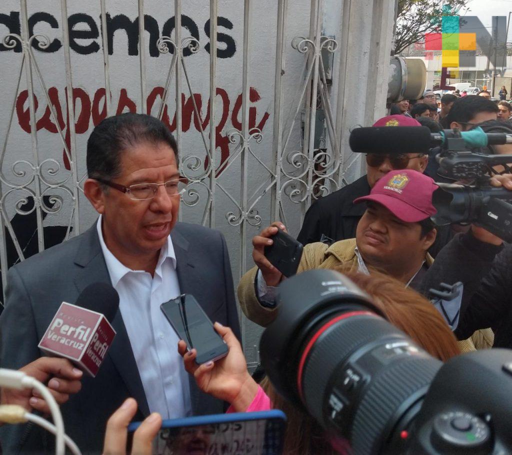 El próximo 17 de enero definirán estrategia para separar del cargo a Fiscal de Veracruz