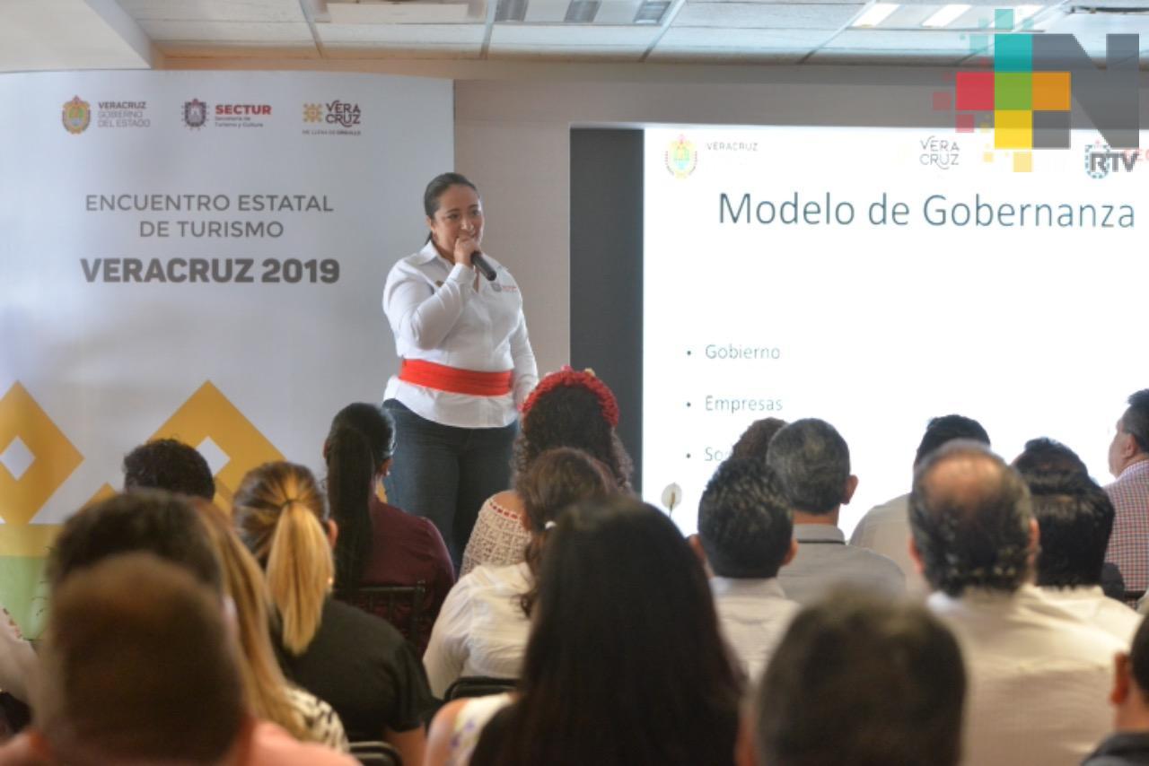 Propone SECTUR ambicioso modelo turístico para favorecer el desarrollo en Veracruz