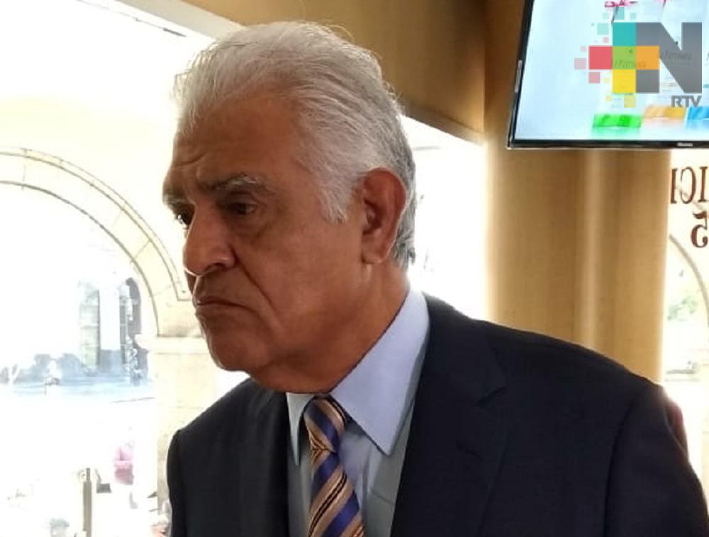 Hernández Giadáns, la mejor opción para la FGE, Veracruz no está para experimentos: Reyes Peralta