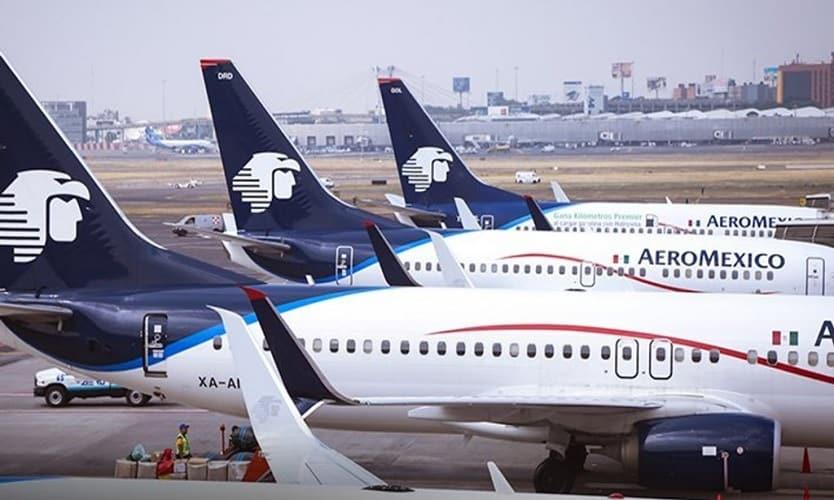 Aeroméxico y Aeroflot conectarán México y Rusia