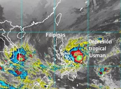Asciende a 122 número de muertos por paso depresión Usman en Filipinas