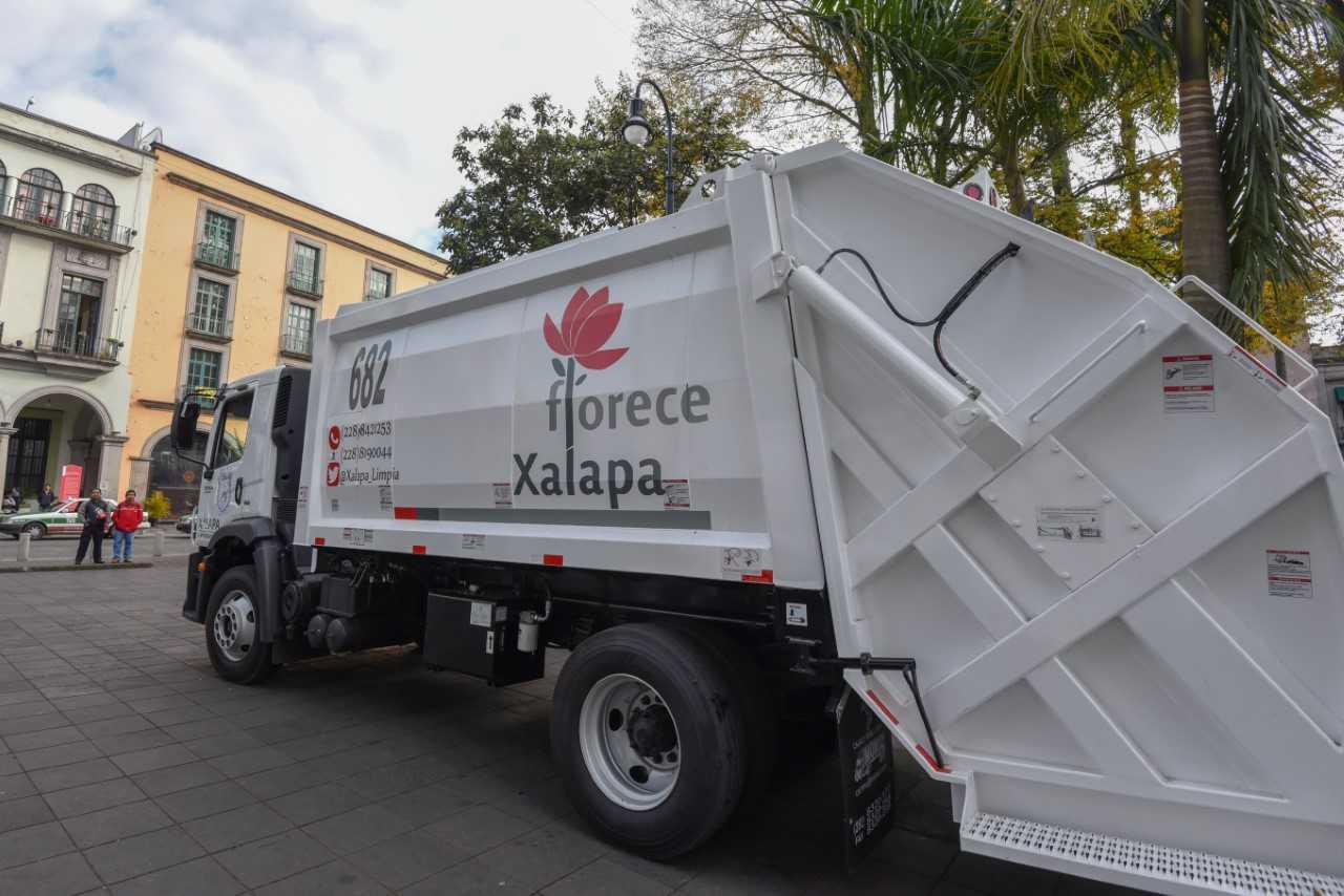 Fin de año y primero de enero no habrá servicio de limpia pública en Xalapa
