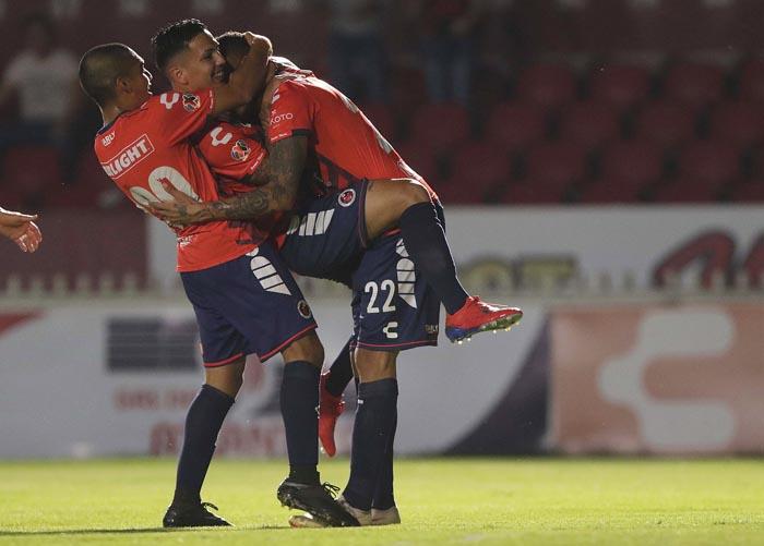 Veracruz y Pachuca entretienen con empate a 3 goles