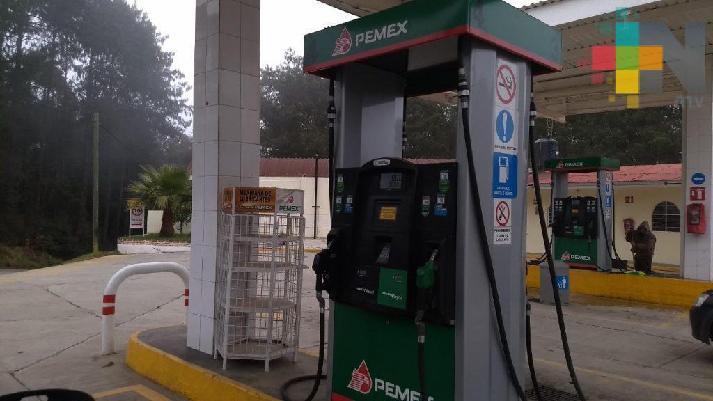 Registra Huayacocotla desabasto de gasolina