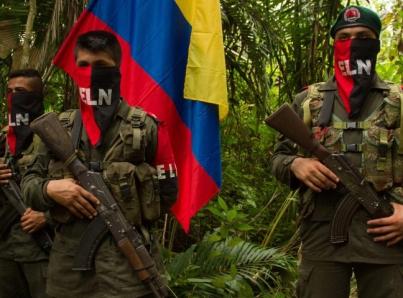 Guerrilla del ELN admite autoría del atentado en Bogotá