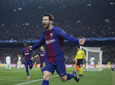 Lionel Messi conquista su sexto «Pichichi» y empata récord histórico