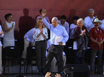 Declara AMLO en Morelos a 2019 como Año del Caudillo del Sur, Emiliano Zapata