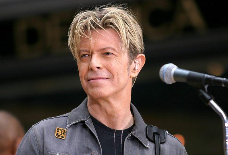 Lanzarán grabaciones inéditas de David Bowie