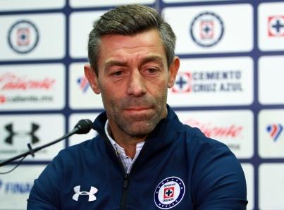 """""""Marcone  sigue siendo nuestro jugador"""": Caixinha"""