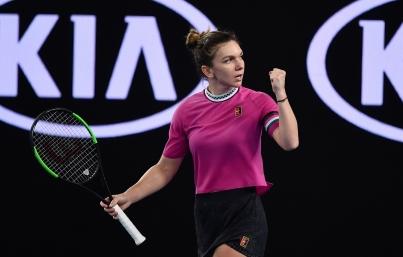 Simona Halep elimina a Venus Williams y se cita con Serena