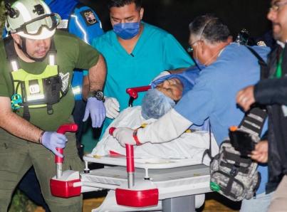 Suman 66 fallecidos y 76 heridos por explosión de ducto en Hidalgo