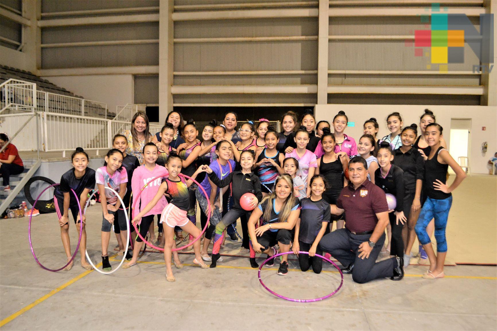 ¡Regresa Club Oro a entrenar en Arena Veracruz!