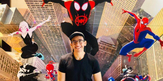 Joven guerrerense trabajó en película de Spider-Man nominada al Oscar