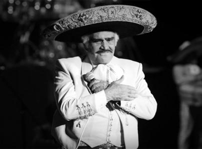 Vicente Fernández grabará temas de Armando Manzanero y  José Alfredo Jiménez