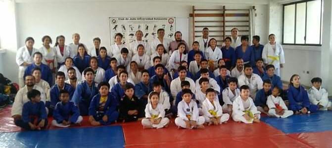 Judocas de Coatzacoalcos a Olimpiada Estatal