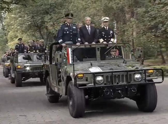 López Obrador destaca la importancia de recordar la Marcha de la Lealtad
