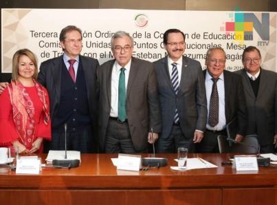 Reforma educativa fue inútil y menospreció a maestros: Moctezuma Barragán