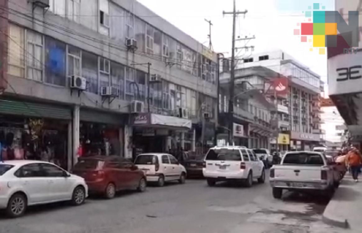 En Tuxpan analizan cambio de sentido de calles