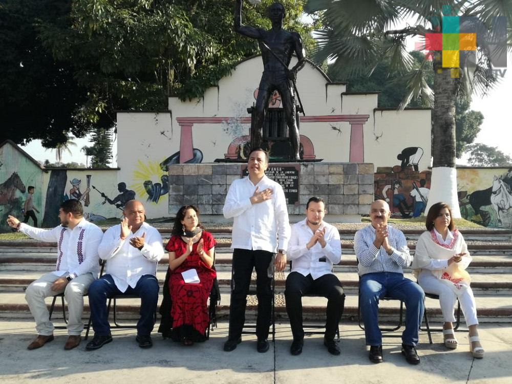 Gobernador de Veracruz pone en marcha consulta Libre, Previa e Informada a las Comunidades Afromexicanas