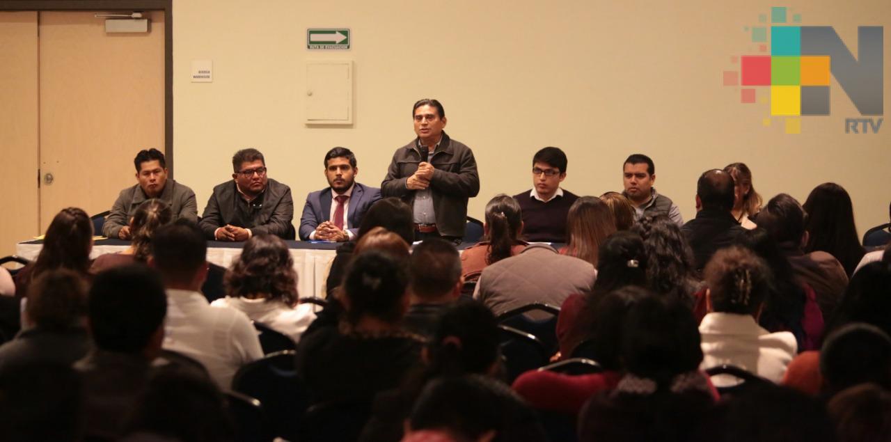 Capacita SEV a maestros de Educación Indígena en Lenguaje y Comunicación