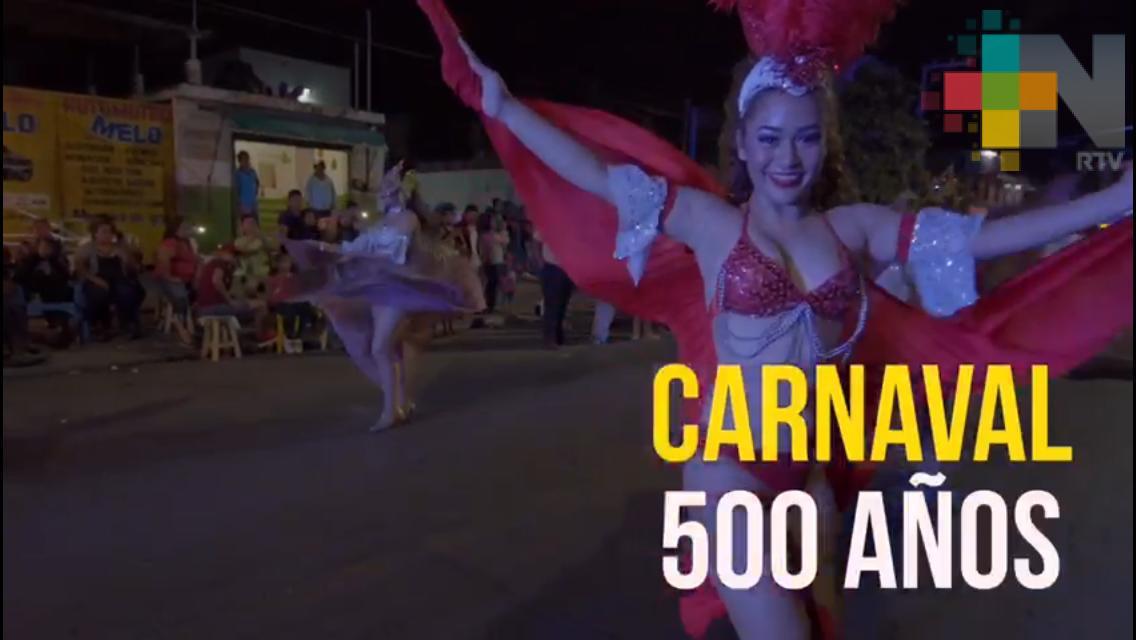 Difunde RTV Carnaval de Veracruz