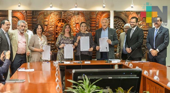 Rectoría y FESAPAUV logran acuerdo y reafirman defensa conjunta de la UV