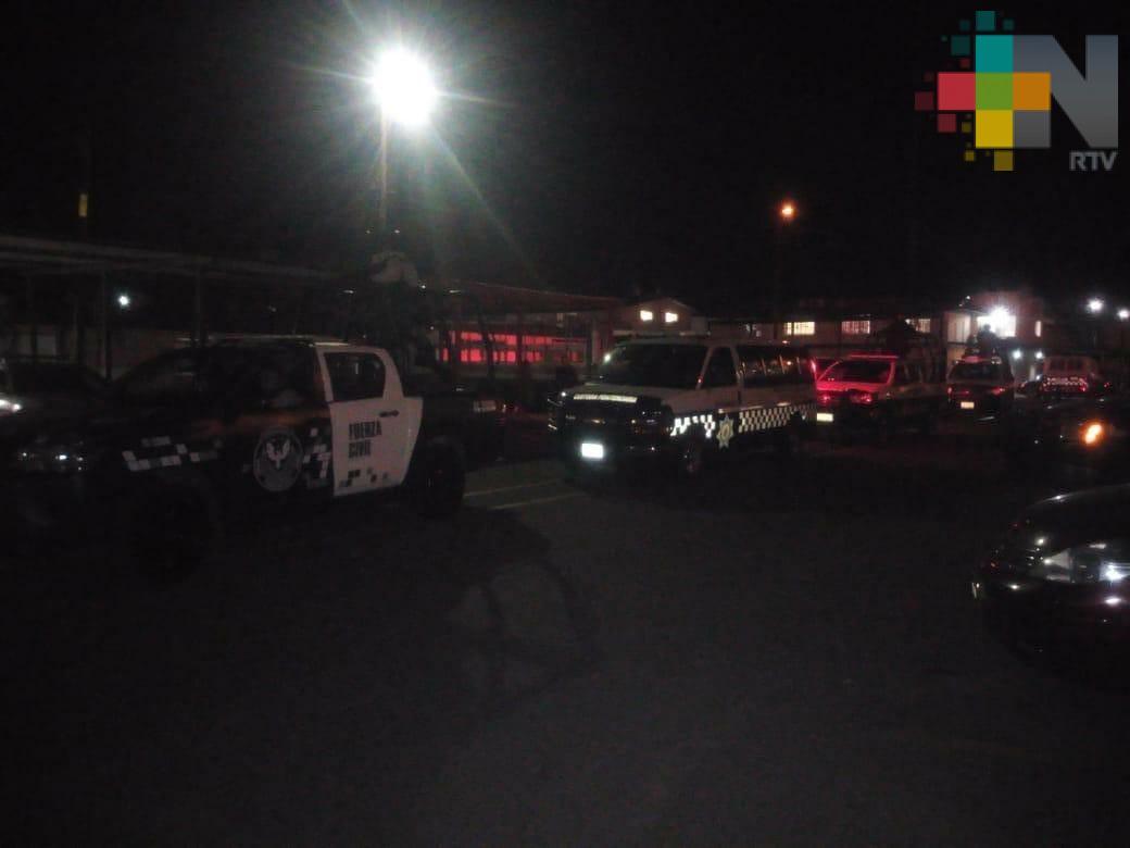 Reubica SSP a 28 internos del Módulo de 72 horas, en Veracruz