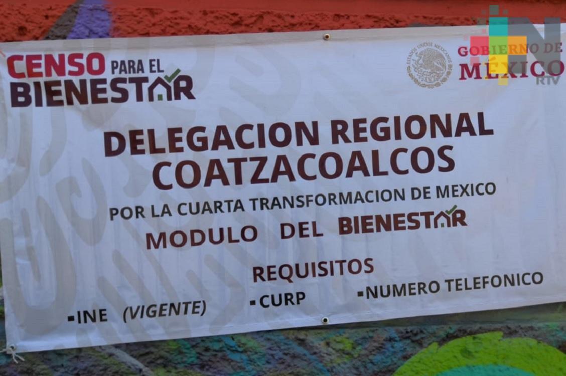 En Coatzacoalcos Concluyen Registros A Programas De