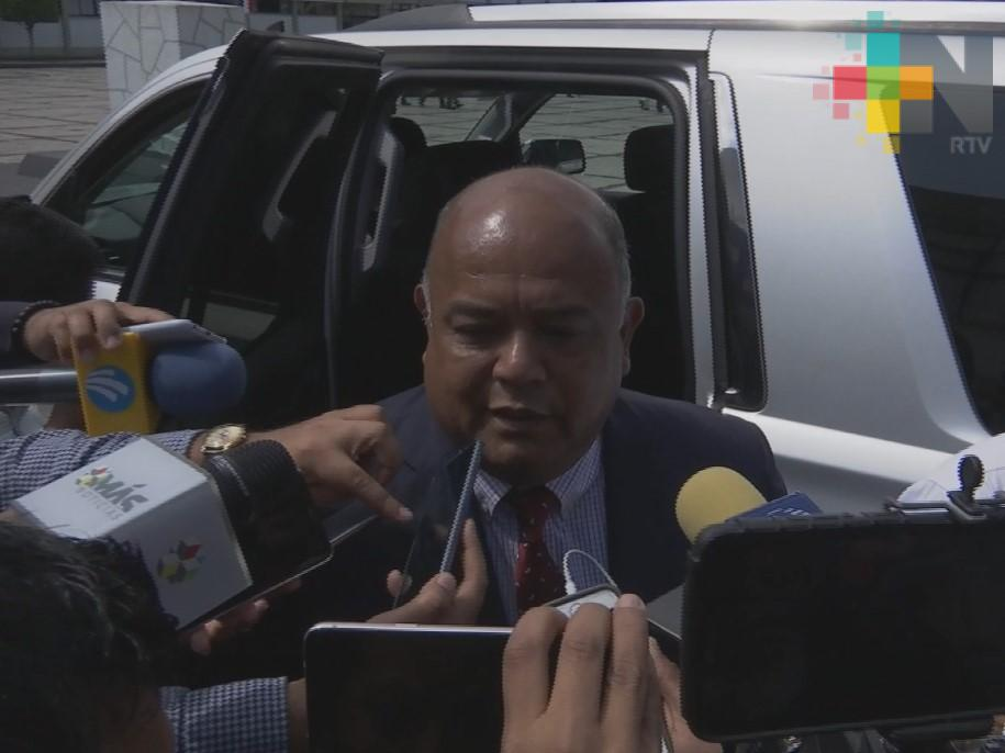 Mi salida del gobierno solo son rumores: Eric Cisneros