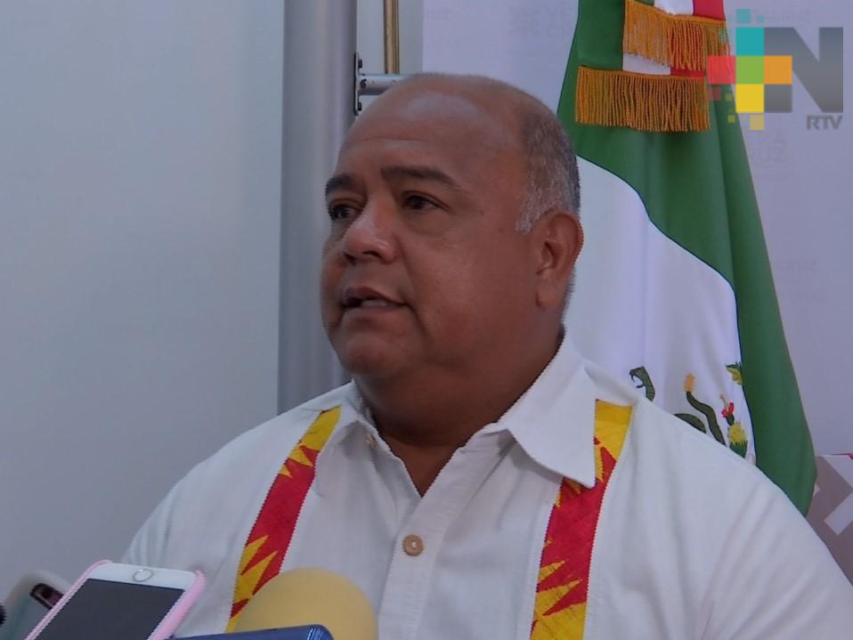 Secretario de Gobierno presentará fortalezas empresariales de Veracruz en Baja California Sur