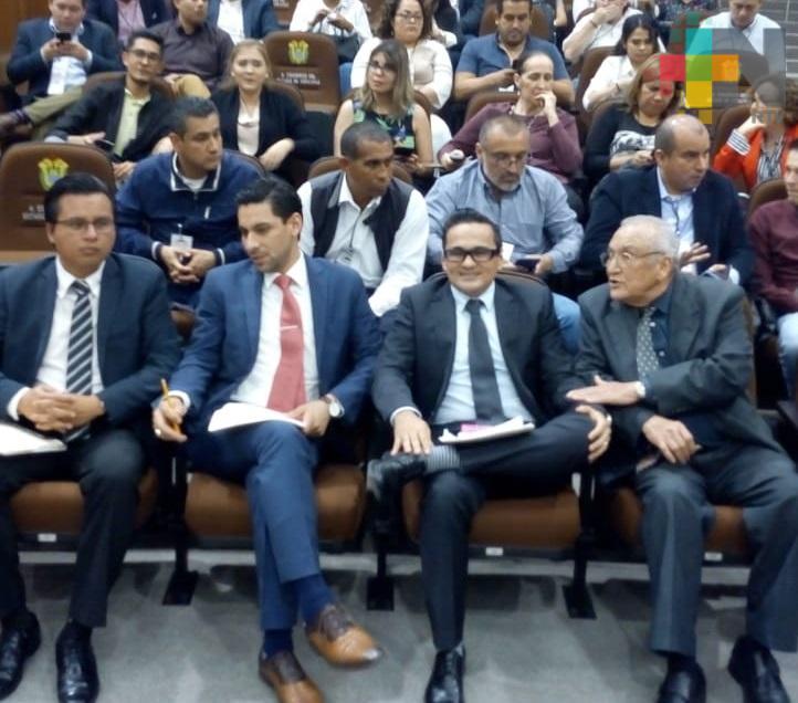 Declaran receso en sesión para votar juicio político contra Jorge Winckler; Congreso votará este viernes